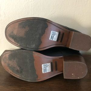 Toms Shoes - Toms black booties size 8